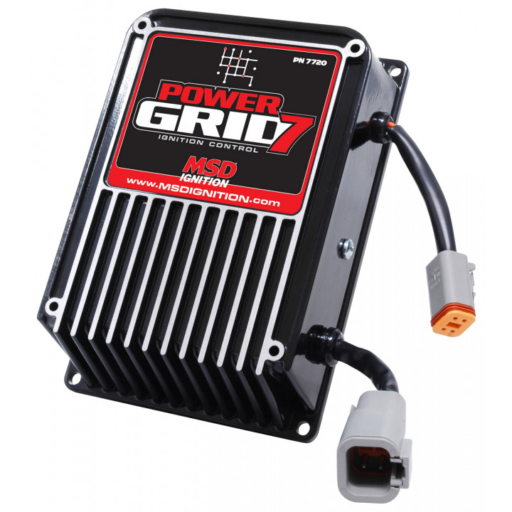 MSD 7720 - Power Grid 7 Ignition Boxes