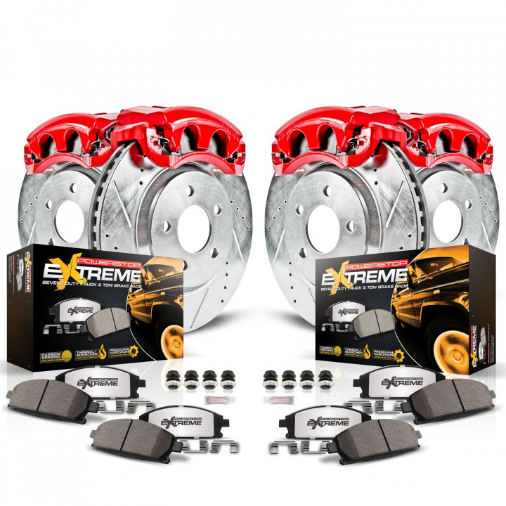 Power Stop Brakes >> Free Shipping To Canada And Usa For Power Stop Kc2164a 36 Z36