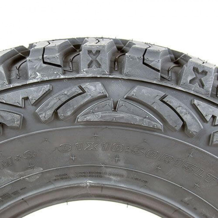 31×10 50r15 Tires >> Pro Comp Tires 75031 31 10 50r15 Xtreme Mud Terrain 2 Tires