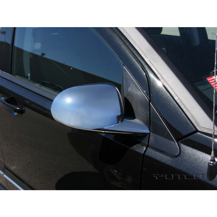 Free Shipping To Canada And Usa For Putco 403326 Chrome Mirror Trim Covers Tdot Performance Tdot Performance