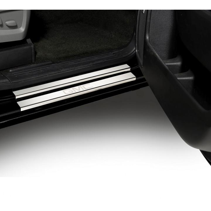 Putco 95172 Cargo Door Sill Protector Set
