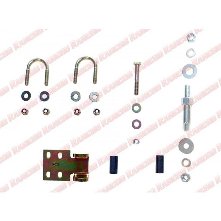 Rancho RS5550 Steering Stabilizer Bracket Kit