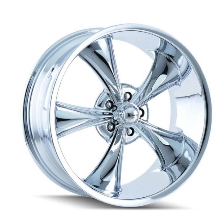 Ridler Style 695 Series Wheels
