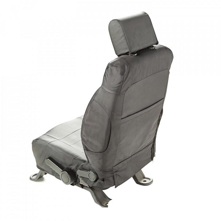 Rugged Ridge Ballistic Seat Covers