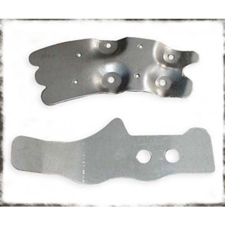 Smittybilt CC100 - Frame Repair Kit 67-87Gm