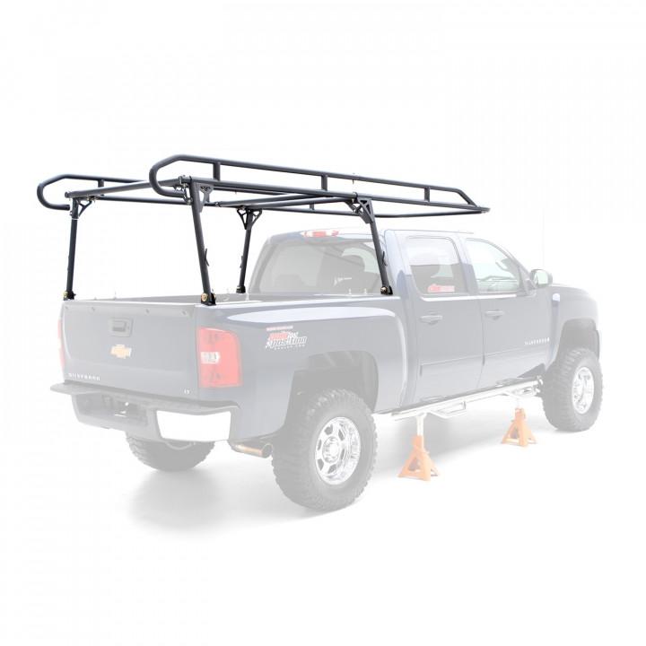 Smittybilt 18604-1 - Contractors Rack - Full Size Truck - Box 1 Of 2