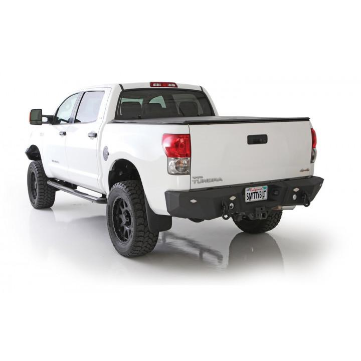 Smittybilt 614822 - M1 Truck Bumper - Rear