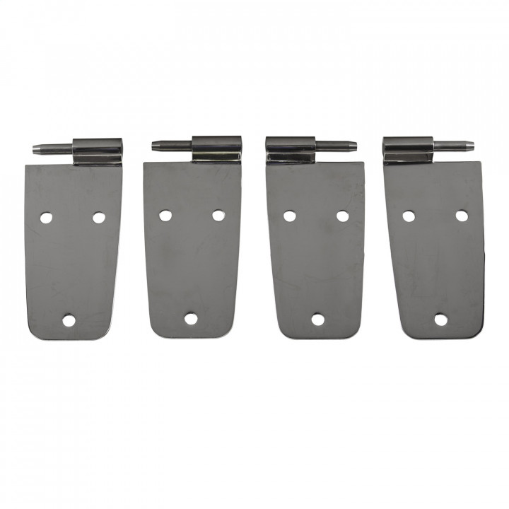 Smittybilt Jeep Door Hinges