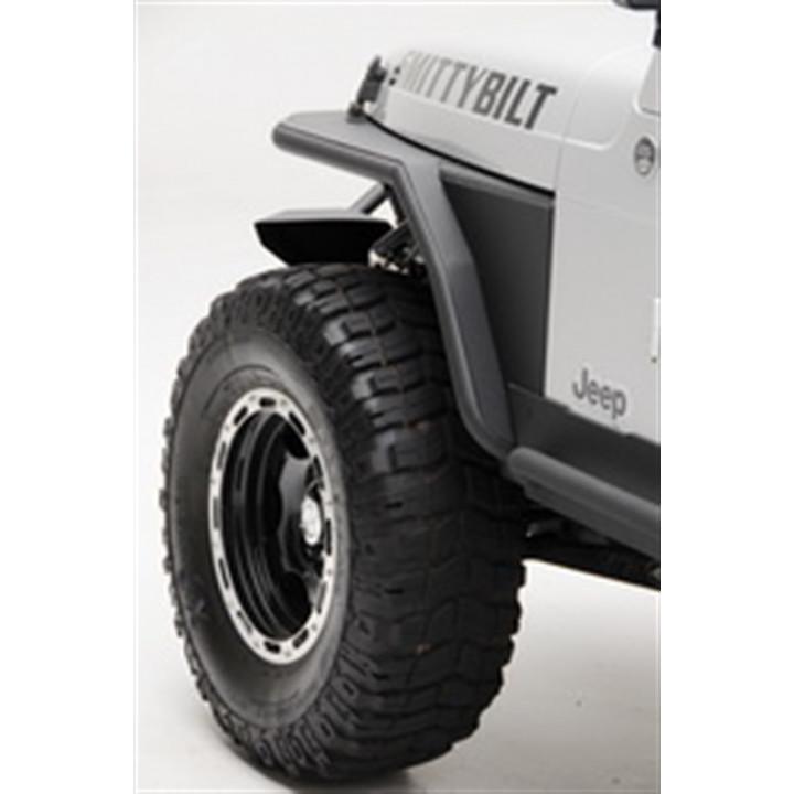 Smittybilt 76873 - XRC Tube Fenders 3 Infr