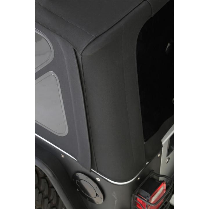 Smittybilt 9974235 - Soft Top -Premium Canvas - OEM Replacement w/Tinted Windows