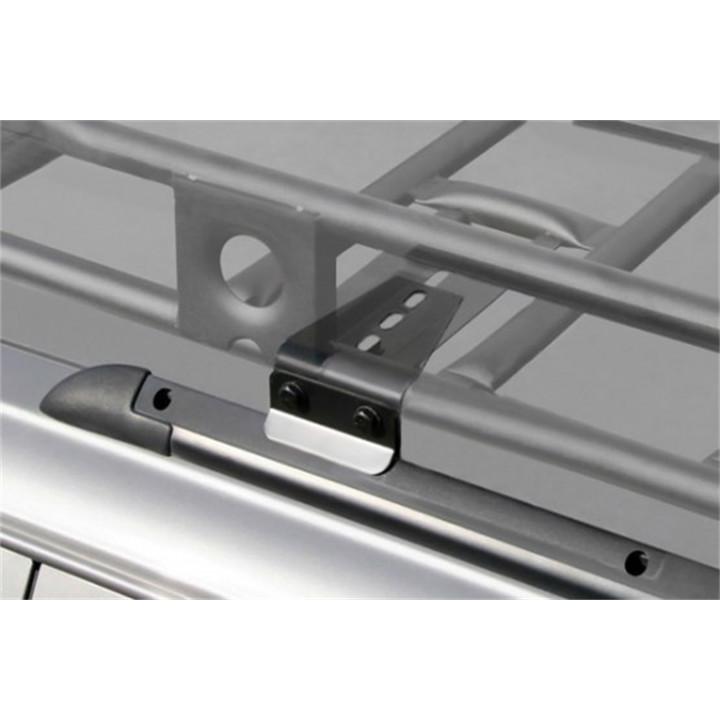 Smittybilt DS6-6 - Factory Adapter Brackets