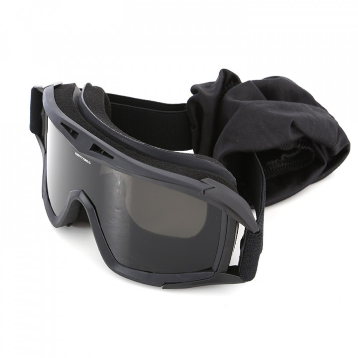 Smittybilt 1504 - Protective Goggles W/ Bag