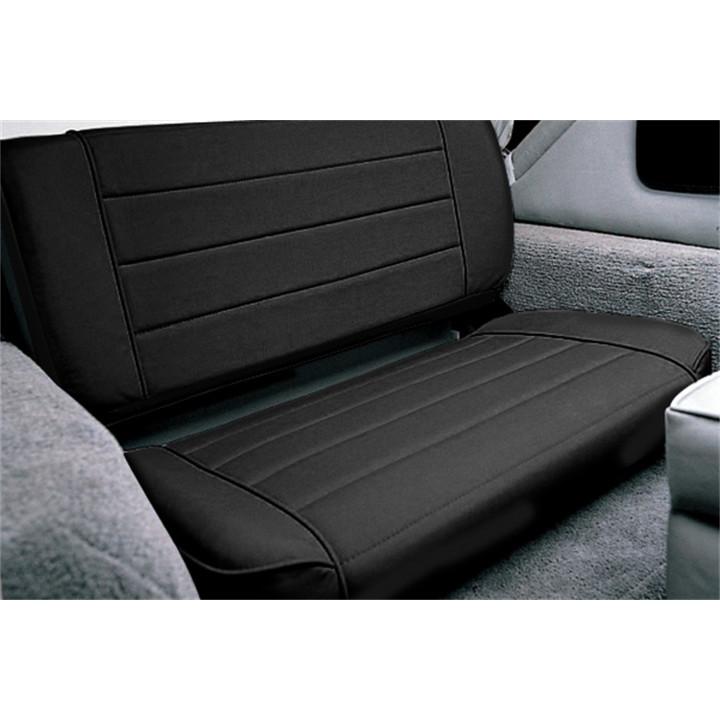 Smittybilt 8015N - Standard Rr Seat Den Blk
