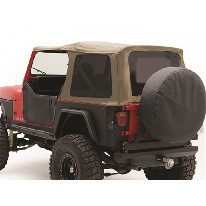 Smittybilt 9870217 - Replacement Top W Tint Den Spc