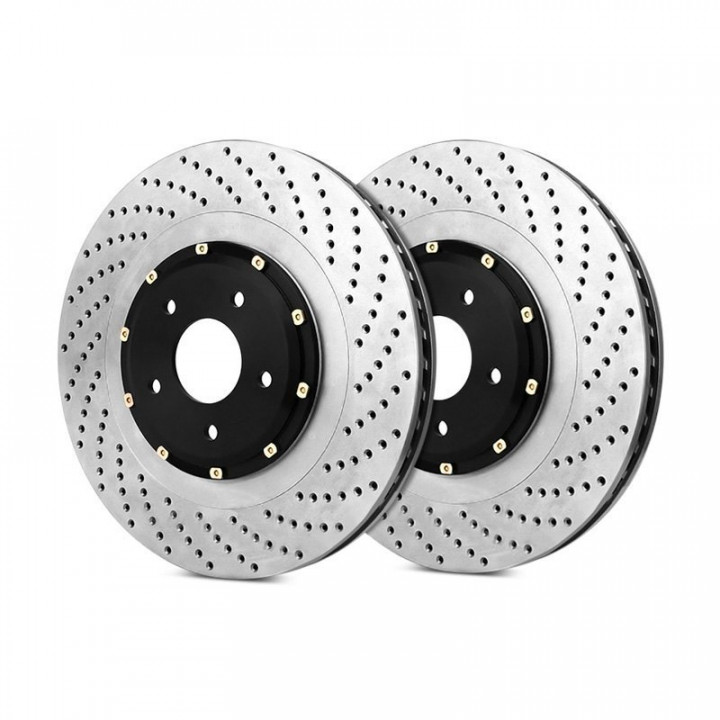 StopTech 81.113.9921 - Aero-Rotor Drilled