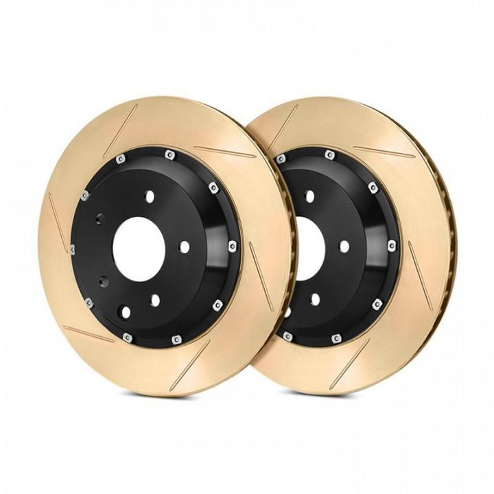 StopTech 81.113.9931 - Aero-Rotor Slot - Zinc