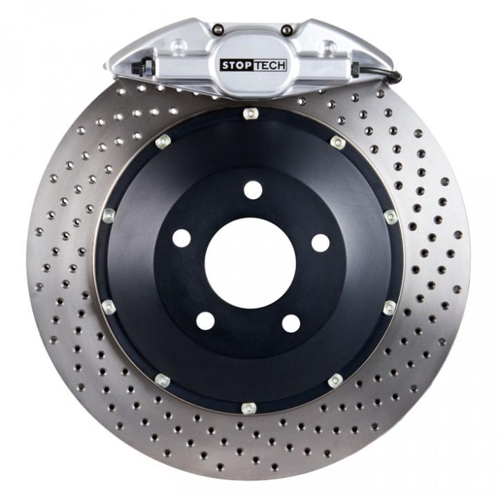StopTech 83.487.0023.62 - BBK 2pc Rotor, Rear