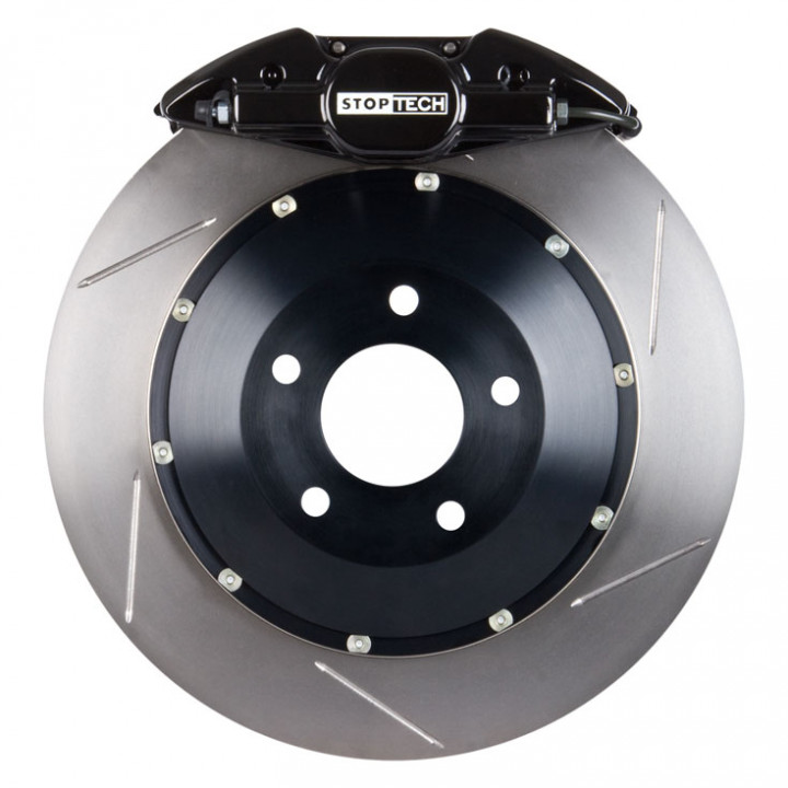 StopTech 83.143.0027.51 - BBK 2pc Rotor, Rear