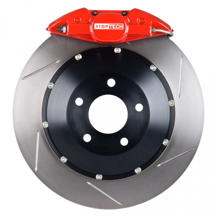 StopTech 83.839.0023.71 - BBK 2pc Rotor, Rear