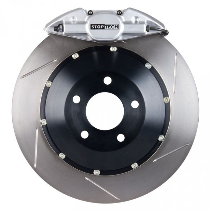 StopTech 83.647.0023.61 - BBK 2pc Rotor, Rear
