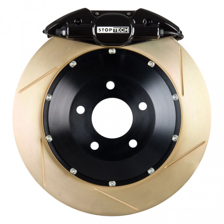 StopTech 83.142.0023.53 - BBK 2pc Rotor, Rear