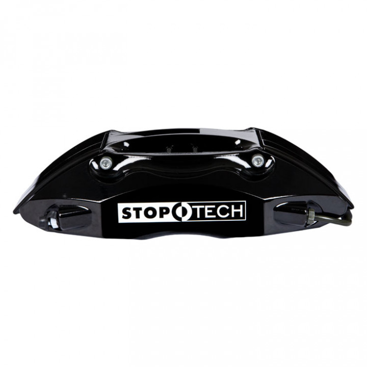 StopTech 83.837.4600.52 - BBK 2pc Rotor, Front
