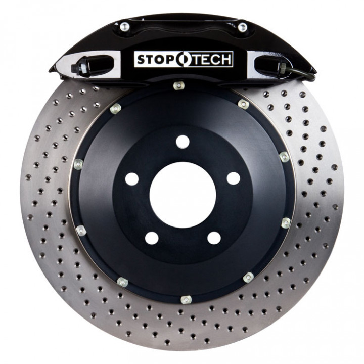 StopTech 83.486.4700.52 - BBK 2pc Rotor, Front