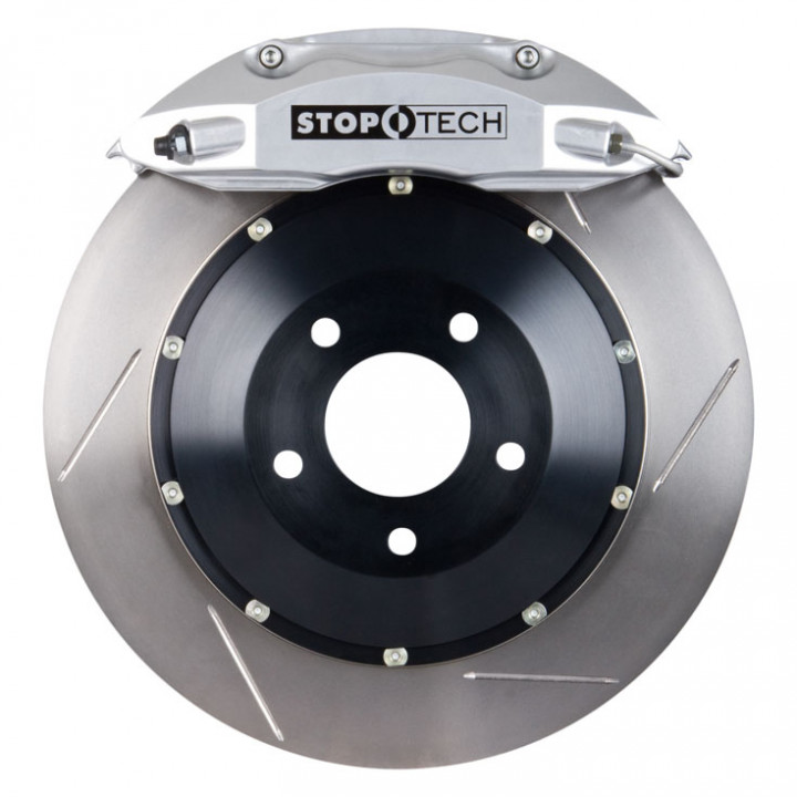 StopTech 83.836.4300.61 - BBK 2pc Rotor, Front