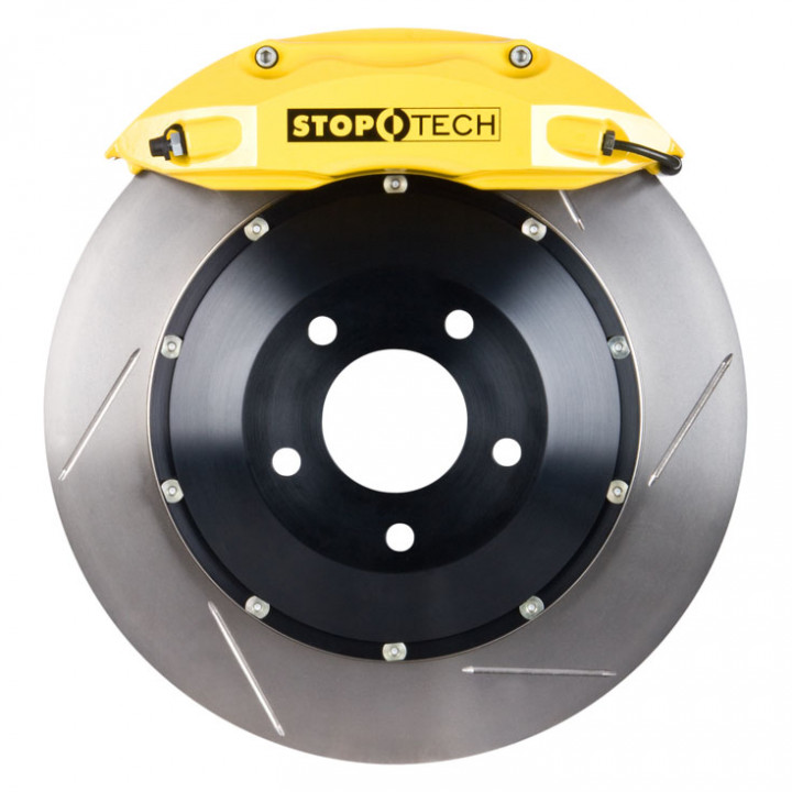 StopTech 83.186.0047.81 - BBK 2pc Rotor, Rear