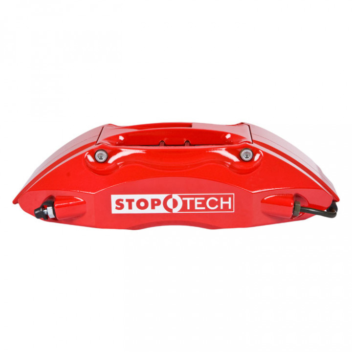 StopTech 83.837.4600.72 - BBK 2pc Rotor, Front