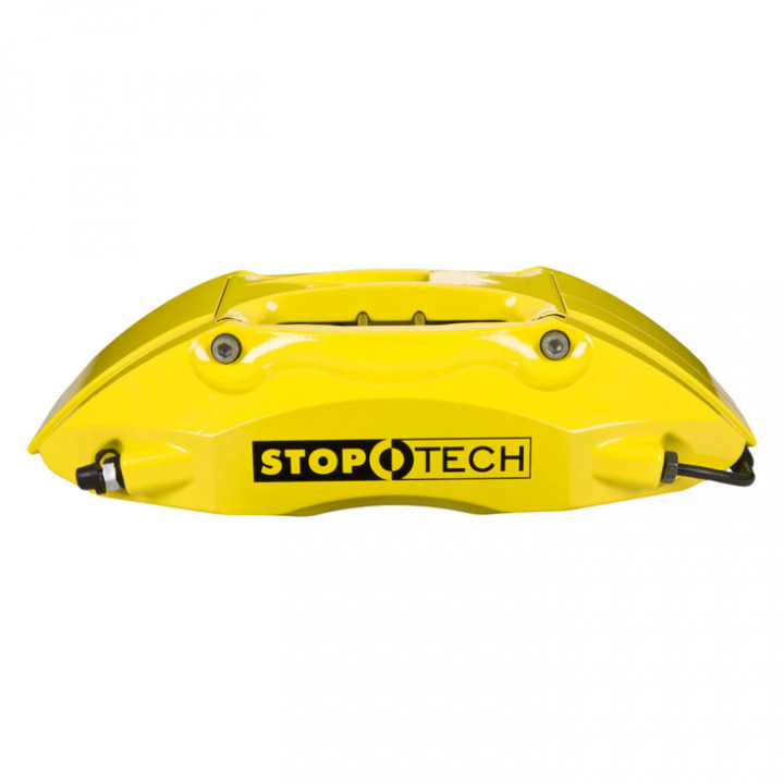StopTech 83.435.4300.81 - BBK 2pc Rotor, Front