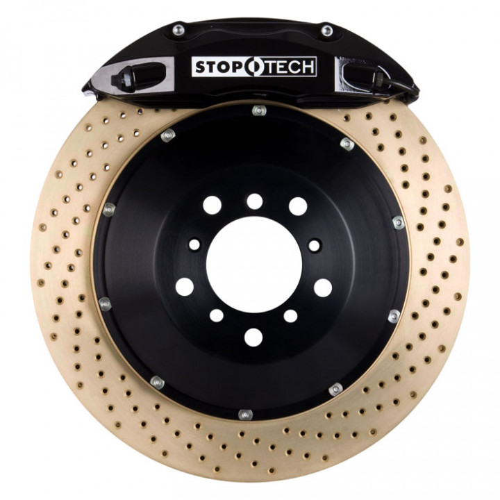 StopTech 83.788.4700.54 - BBK 2pc Rotor, Front