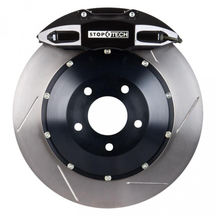 StopTech 83.508.0058.51 - BBK 2pc Rotor, Rear