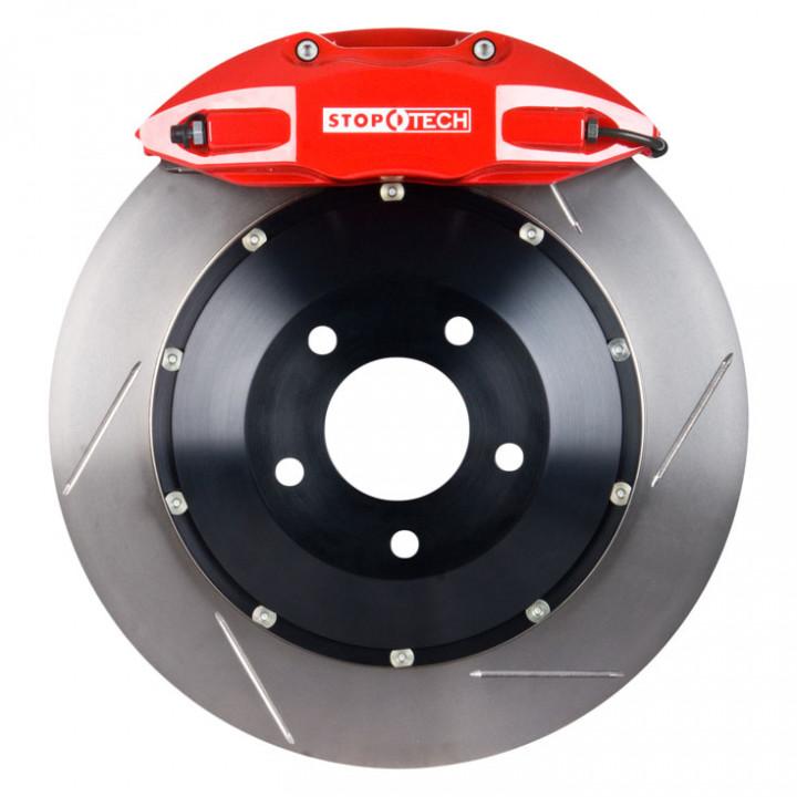 StopTech 83.477.005G.71 - BBK 2pc Rotor, Rear