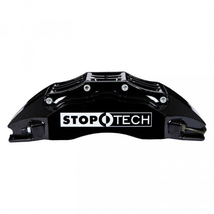 StopTech 83.842.6700.51 - BBK 2pc Rotor, Front