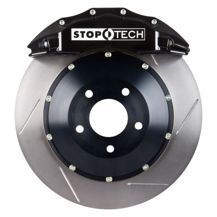 StopTech 83.334.6800.51 - BBK 2pc Rotor, Front