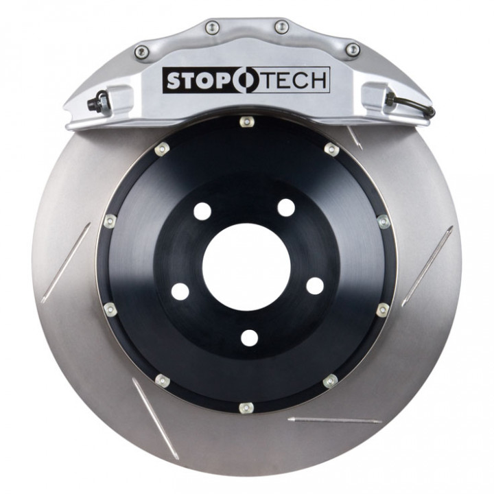 StopTech 83.137.6800.61 - BBK 2pc Rotor, Front