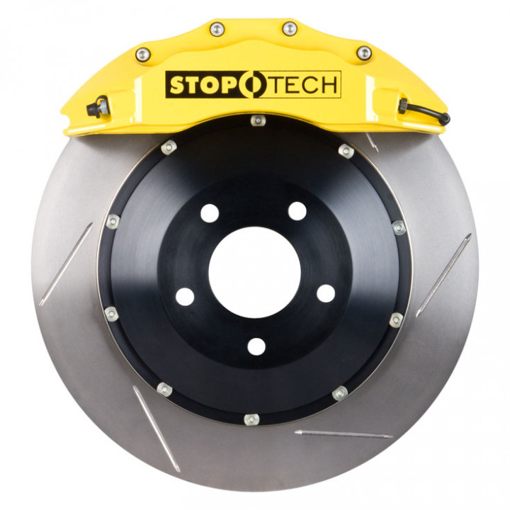 StopTech 83.193.6800.81 - BBK 2pc Rotor, Front