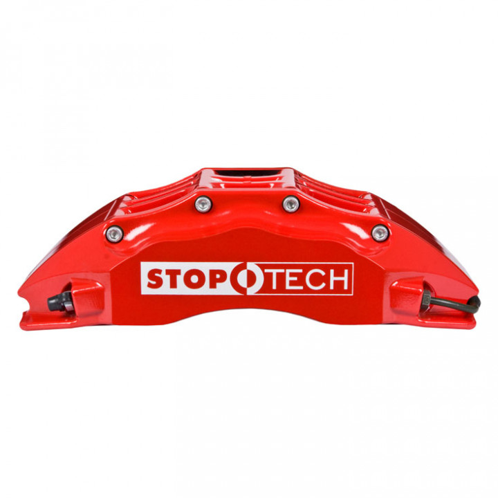 StopTech 83.842.6700.71 - BBK 2pc Rotor, Front