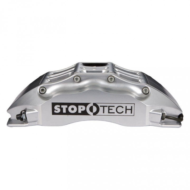 StopTech 83.488.6700.62 - BBK 2pc Rotor, Front