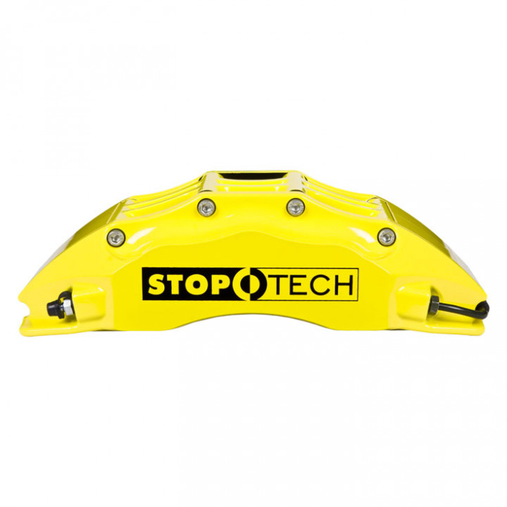 StopTech 83.180.6700.83 - BBK 2pc Rotor, Front