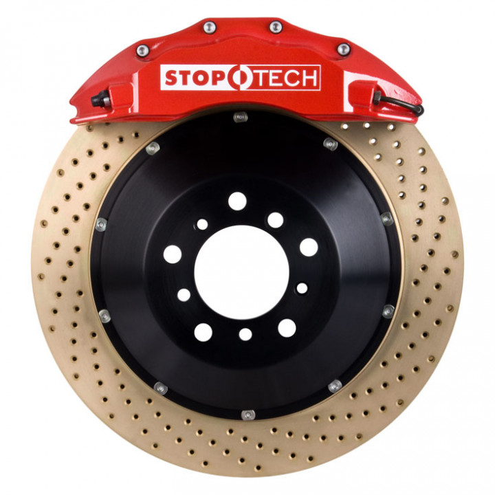 StopTech 83.242.6800.74 - BBK 2pc Rotor, Front