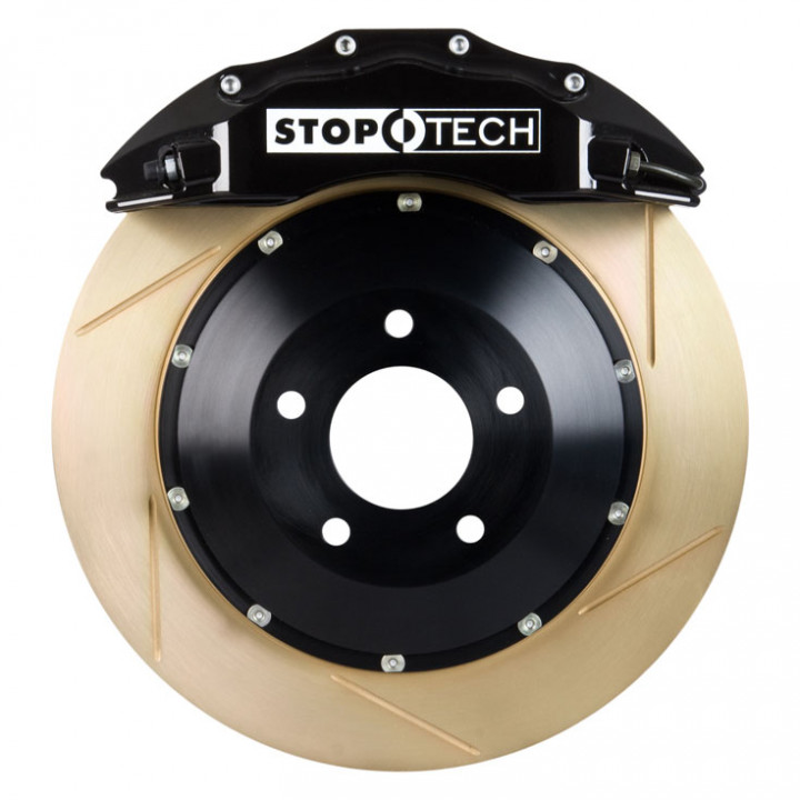 StopTech 83.186.6700.53 - BBK 2pc Rotor, Front