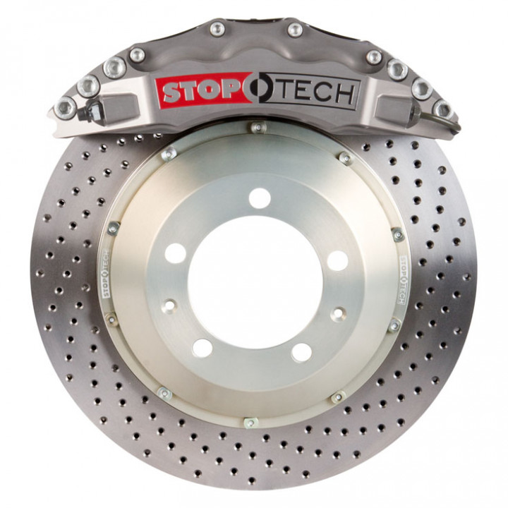 StopTech 83.488.6800.R2 - BBK 2pc Sport Trophy,Frt