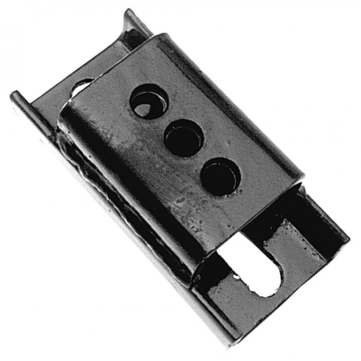 Trans Dapt 4185 3 Hole Solid Steel Transmission Mount Pad