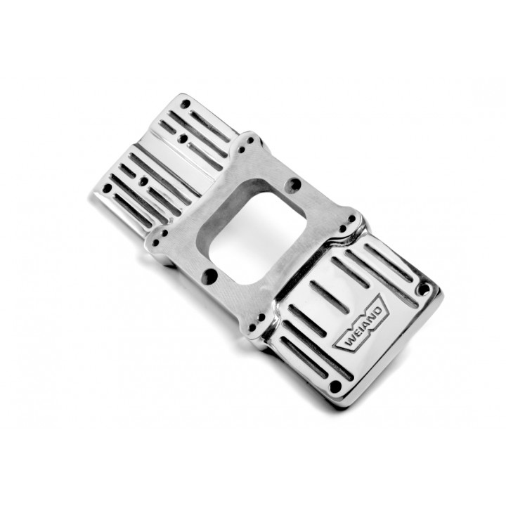 Weiand Supercharger Carburetor Adapters