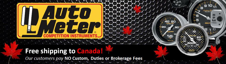 Auto Meter Brand Banner - CAD