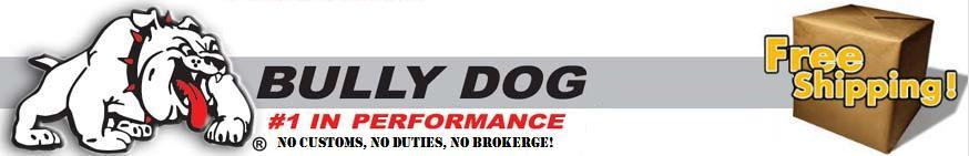 Bully Dog Brand Banner - about