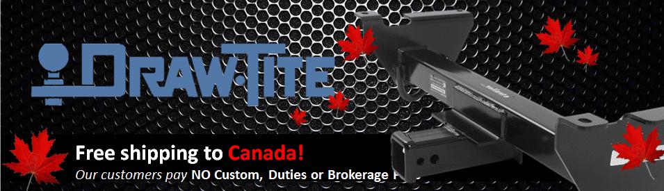 Draw-Tite Brand Banner - CAD