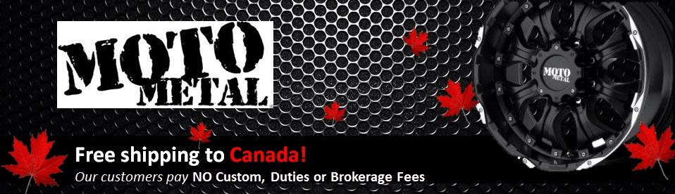 Moto Metal Brand Banner - CAD